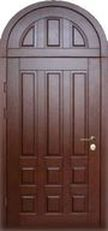 Входная арочная дверь для дома, коттеджа, офиса.