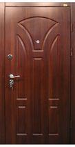 Дверь стальная МДФ