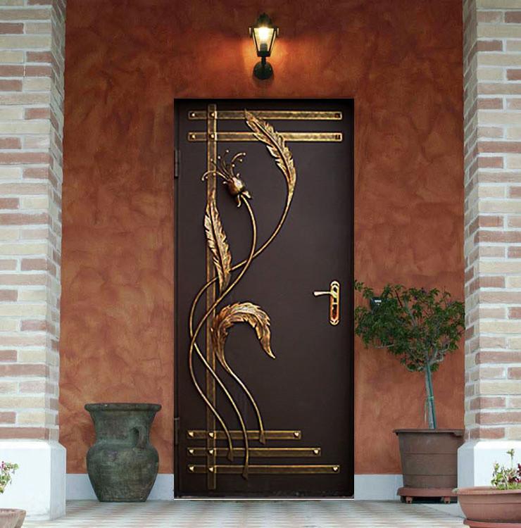 двери с ковкой любых размеров