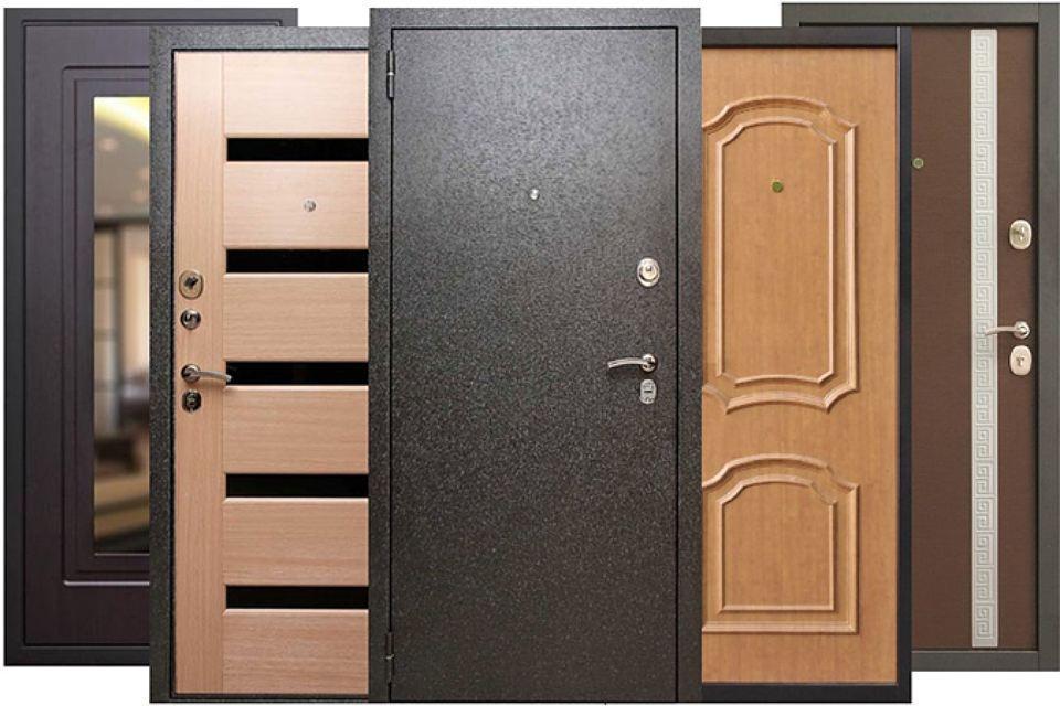 модели двери в каталоге