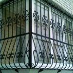 балконные решетки под заказ