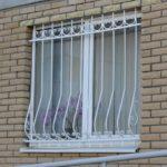 металлические решетки на окна под заказ
