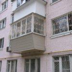 решетки на балкон любых размеров