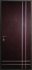 дверь металлическая с молдингом купить Москва