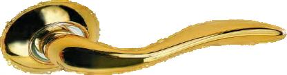 ручки золото Морелли для металлических дверей купить под заказ