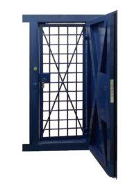 дверь железная в оружейную от производителя заказать