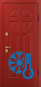 двери уличные с терморазрывом от производителя