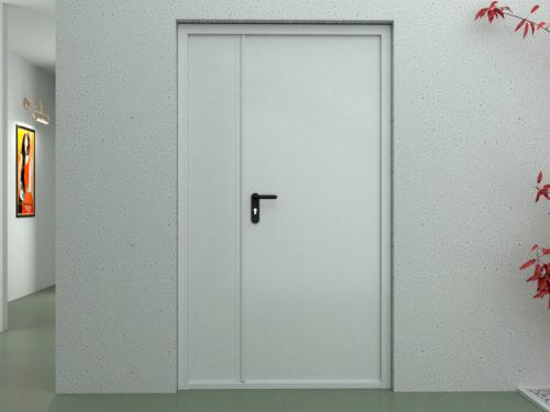 двери технические любых размеров под заказ