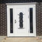 двери в дом с терморазрывом нашего производства