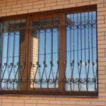 решетки на окна любых размеров