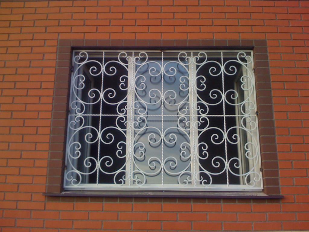 решетки на окна сварные любых размеров