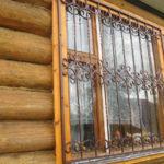 сварные решетки на окна любых размеров
