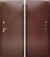 дверь цельногнутая входная, металлическая купить Долгопрудный