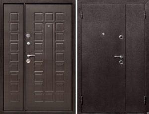 купить тамбурную дверь входную металлическую недорого