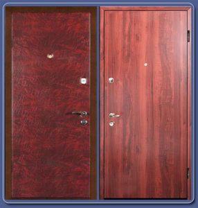 дверь входная ламинат под заказ
