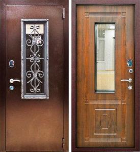 двери + с ковкой Москва