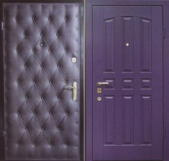 дверь в квартиру мдф под заказ