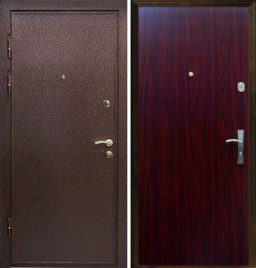 стальные двери порошковое напыление от производителя