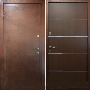 дверь квартирная порошок+молдинг