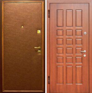 двери в Мдф с винилом от производителя