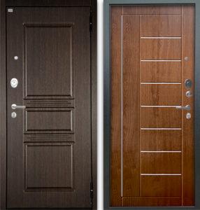 купить двери с молдингом