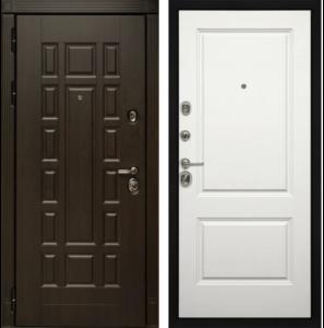 железная дверь Мдф+Мдф под заказ