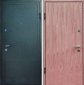 двери под заказ порошок+ламинат