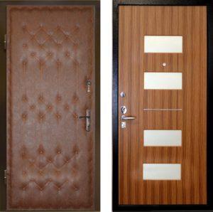 входная дверь молдинги