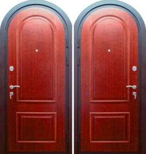 двери в Мдф с аркой любой размер
