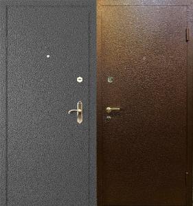 двери входные молотковое напыление