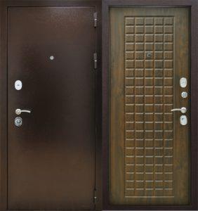 входные двери заводские Долгопрудный