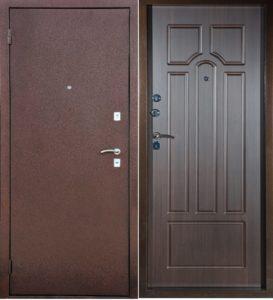 двери стальные от производителя