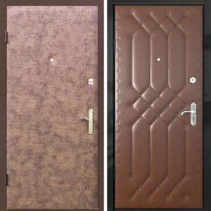 металлические двери эоном в виниле купить