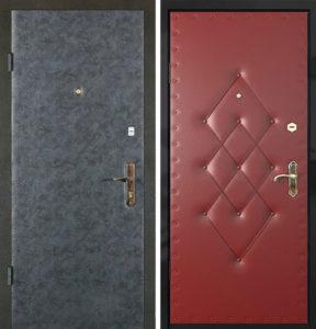 входные двери эконом под заказ