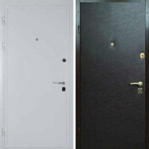 дверь входная напыление порошковое с винилискожей от производителя