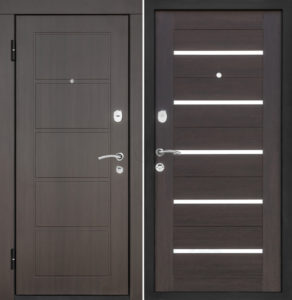 двери от производителя с молдингом заказать
