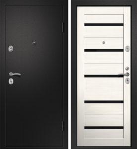 двери входные в квартир с молдингом