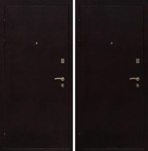 дверь металлическая порошок с двух сторон