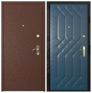 купить входные двери эконом класса
