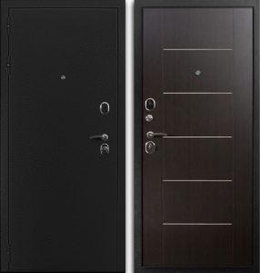 двери от производителя с молдингом Мдф