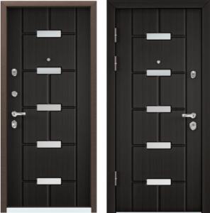качественные двери с молдингом под заказ