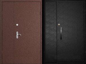 недорогая входная дверь тамбурная