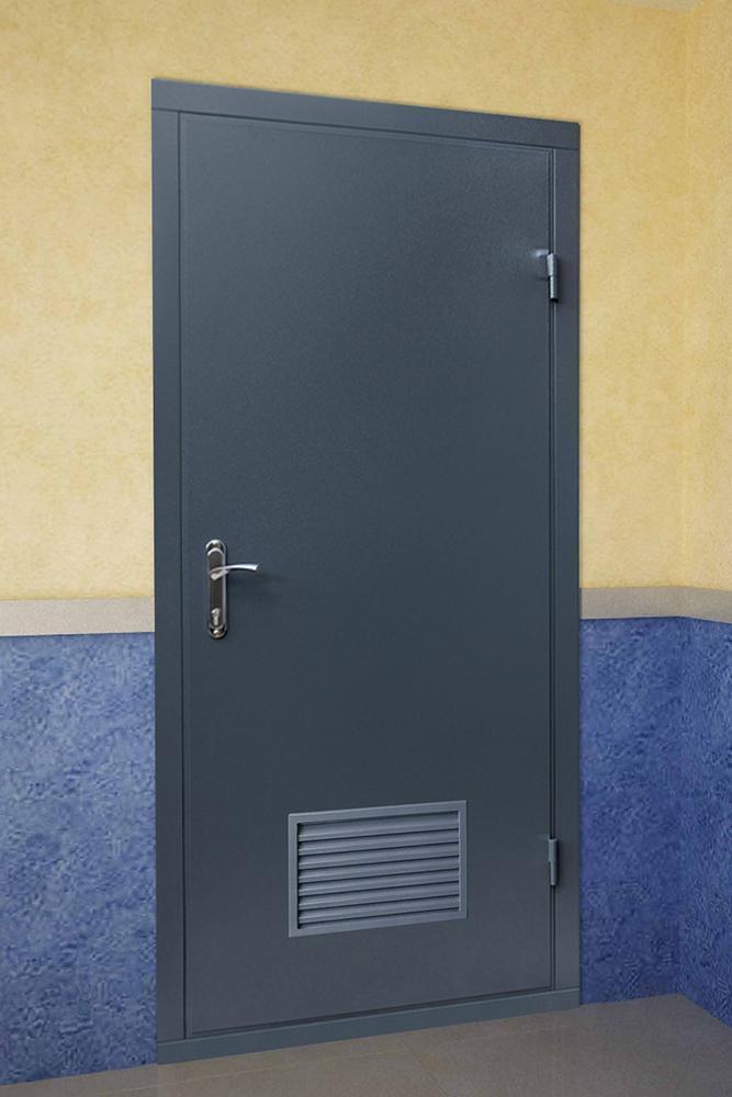 двери с вентиляцией технические