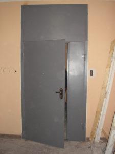 двери тамбурные на лестничную площадку от производителя