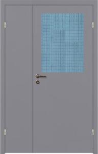 двупольные армированные двери купить от завода