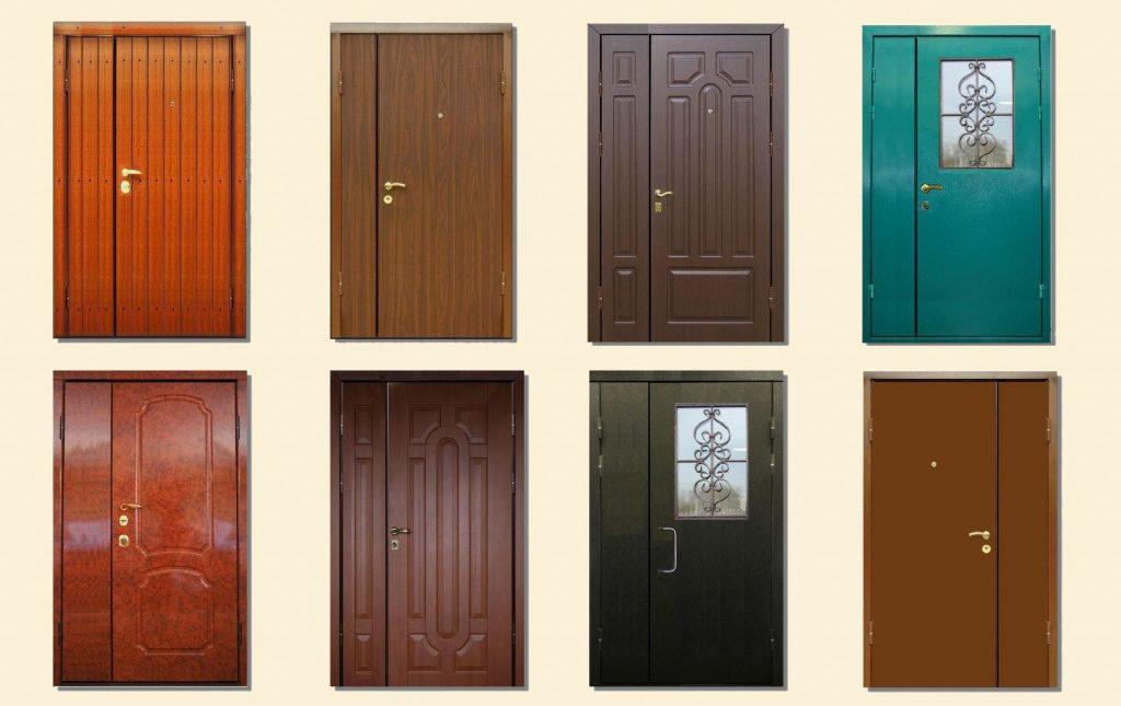 двери у лифта металлические от производителя