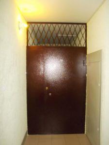 двери металлические на лестничную площадк порошковое напылени под заказ