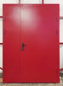 тамбурные двери от лифта напыление+винилискожа заказать