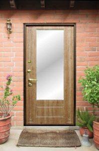 двери в дом уличные мдф влагостойкий от проихводителя