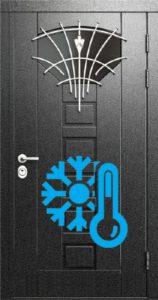 двери входные ҡовҡой +терморазрыв